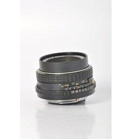Pentax Pentax 50mm f/2 SN: 3065487