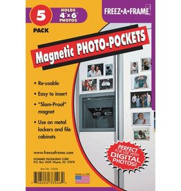 Freeze-A-Frame Freeze-A-Frame flex Magnet 4x6 5 Pack