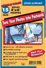 Freeze-A-Frame Freeze-A-Frame Post card 15 Pack