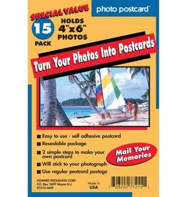 Freeze-A-Frame Freeze-A-Frame Post card 15 Pack