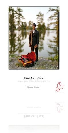 Hahnemuhle Hahnemuhle Fine Art Pearl 13x19 25 Sheet