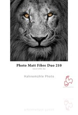 "Hahnemuhle Hahnemule Photo Matt Fiber Duo 210 8x10"" 25 Sheet"