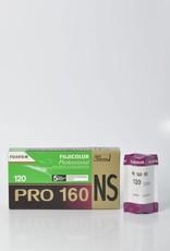 Fujifilm Fuji Pro 160NS 120