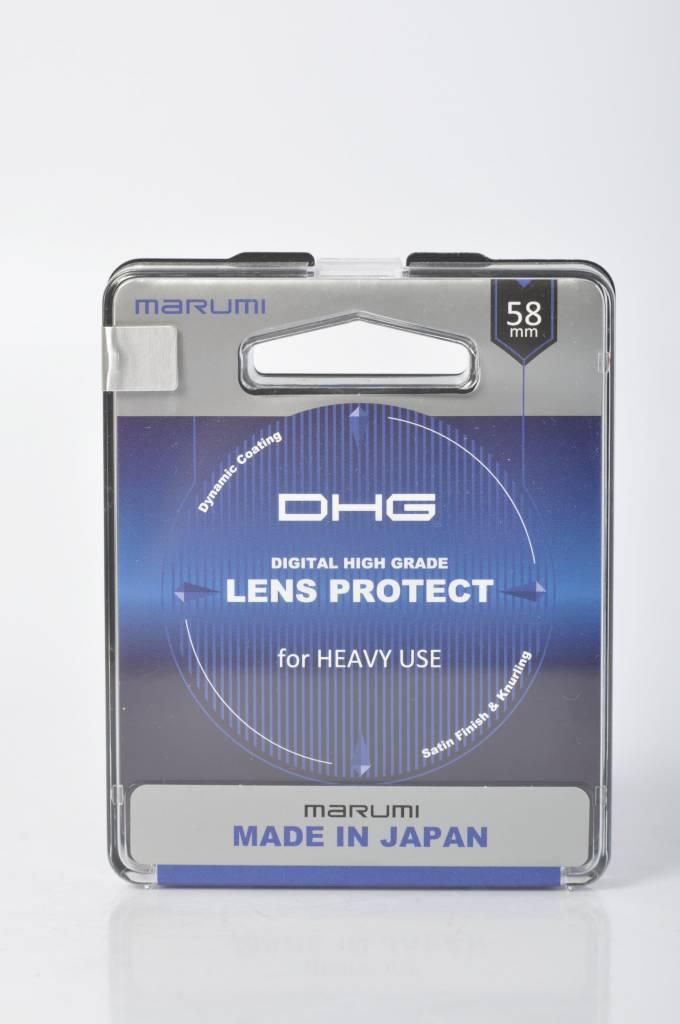 Marumi Marumi DHG 58mm Lens Protector