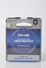 Marumi Marumi DHG 49mm Protective Filter