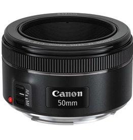 Canon Canon 50mm f/1.8 STM Prime Lens NEW