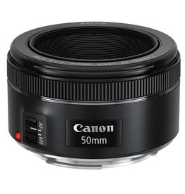Canon Canon 50mm f/1.8 STM Prime Lens NEW