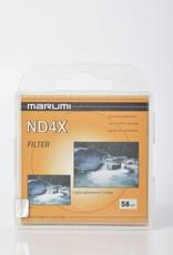 Marumi Marumi 58mm ND4 (2 Stops)