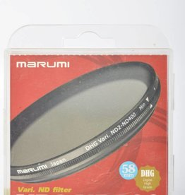 Marumi Marumi DHG Variable ND 58mm