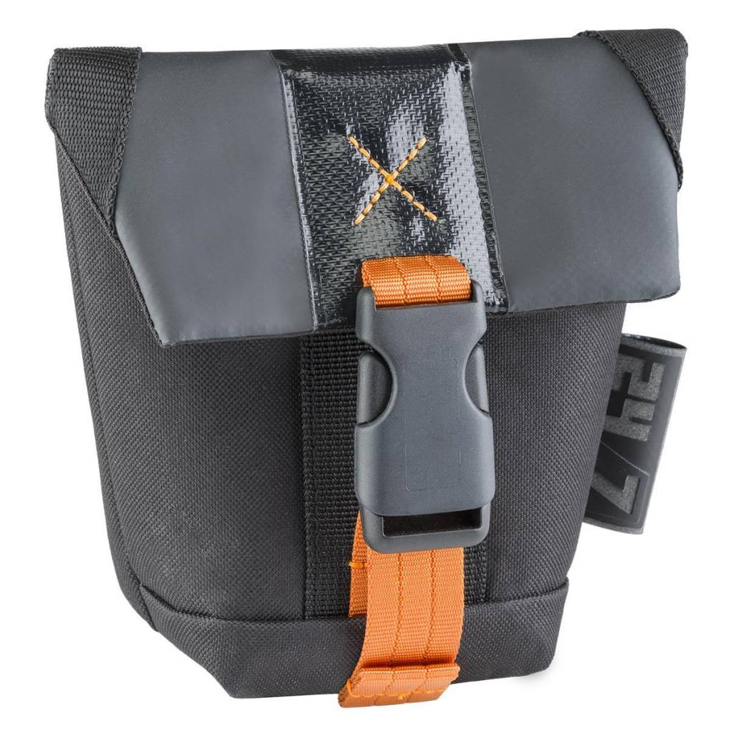 24/7 24/7 Traffic Collection Camera Pouch Bag with Adjustable / Removable Strap & Built-In Weather Cover