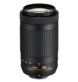 Nikon Nikon 70-300mm AF-P NEW