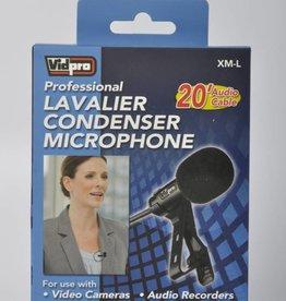 VidPro Pro Lavalier Condenser Microphone