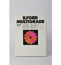 "Ilford Ilford Multigrade Filter Set 3.5x3.5"" USED"