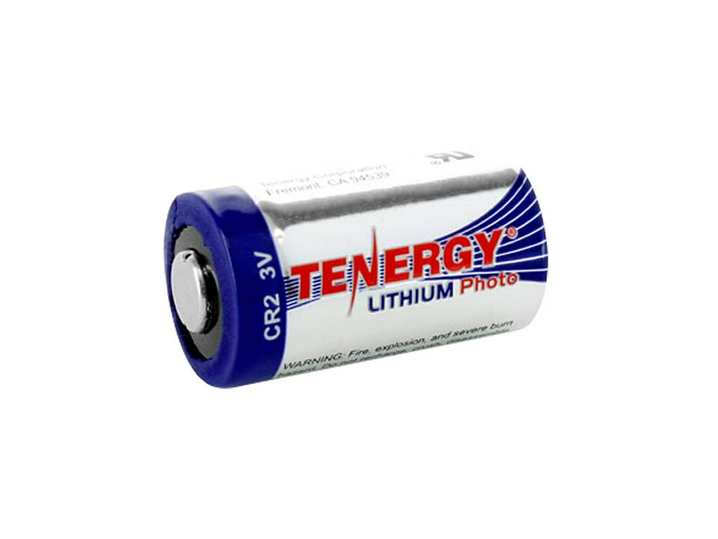 Tenergy CR2 3V Lithium Battery