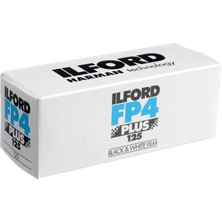Ilford Ilford FP4 Plus 125 ASA 120 Black and White