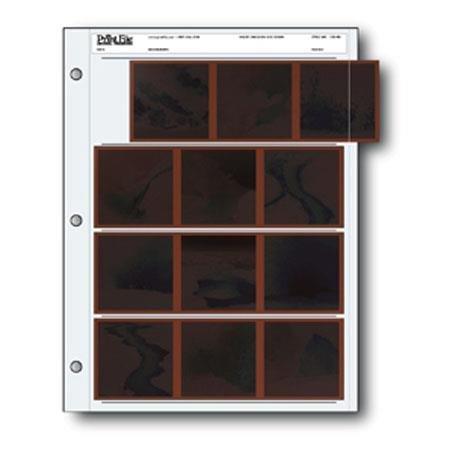 Printfile Printfile 120-4BP (25) 120 film Protective pages
