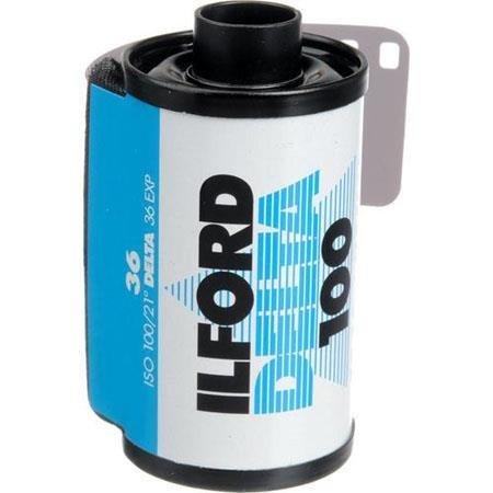Ilford Ilford Delta 100ASA 36exp Black and White