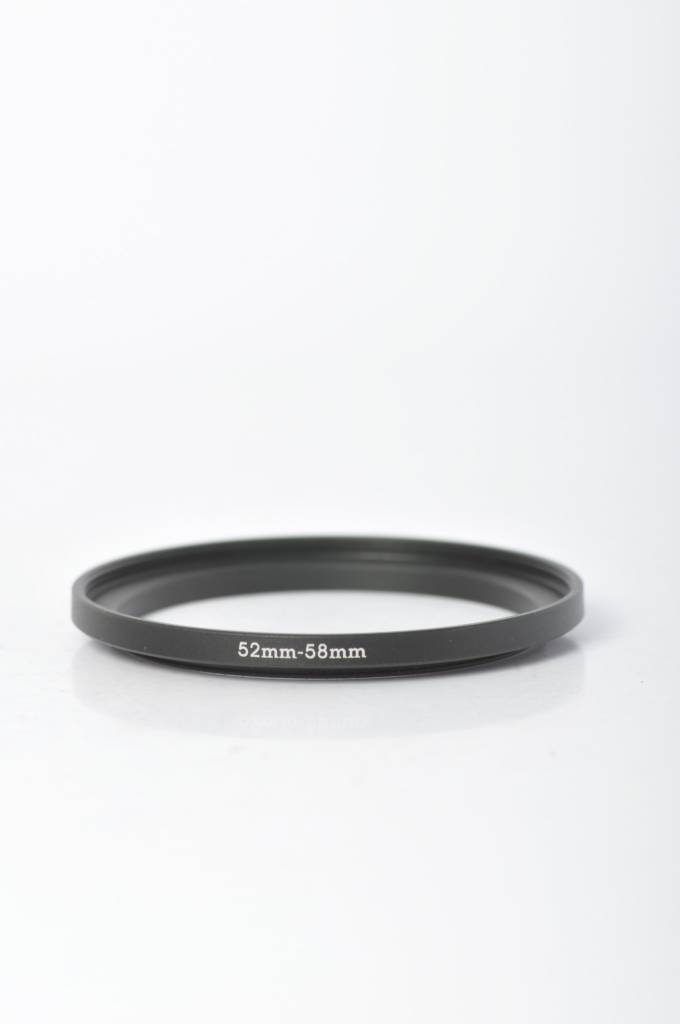 DLC 52-58mm Step Up Ring
