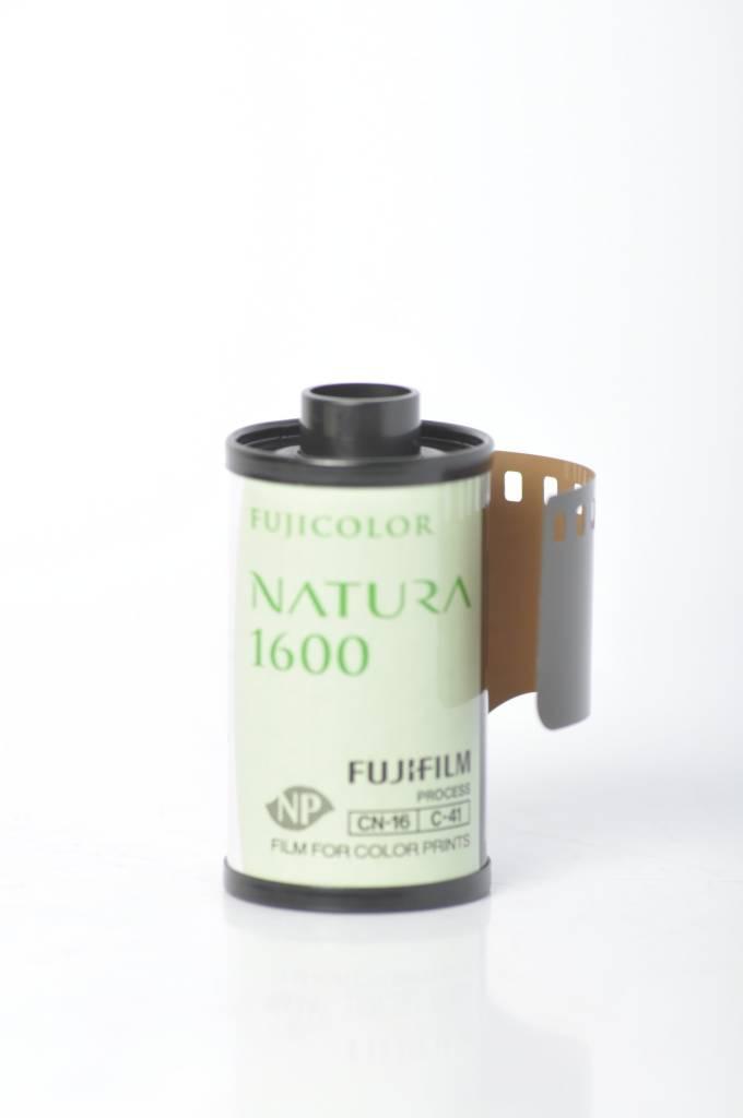 Fujifilm Fuji Natura 1600 35mm 36exp