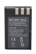 VidPro Replacement for Nikon ENEL9A EN-EL9A
