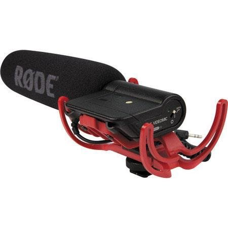 Rode Rode Microphones VideoMic with Rycote Lyre Suspension System