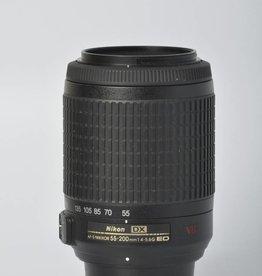 Nikon Nikon 55-200mm VR SN: 6285859