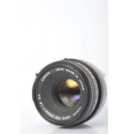 Canon Canon 50mm 1.8 SC SN: 1087966