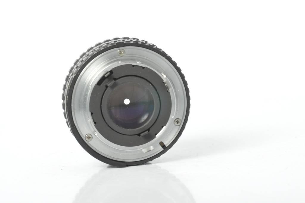 Nikon NIkon 50mm F1.8 Series E pancake