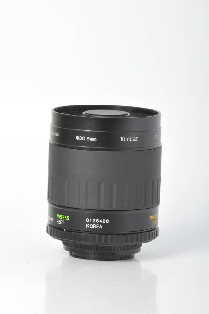 Vivitar Vivitar 500mm f/8 SN: 6126428
