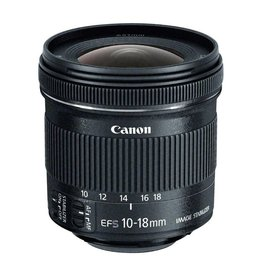 Canon Canon 10-18mm EF-S STM IS