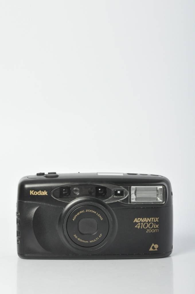 Kodak Kodak Advantix 4100ix SN: 6036000