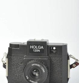 Holga Holga 120N Camera Black