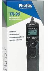 Phottix Phottix TR-90 N8 Remote Nikon (square USB style) TR90
