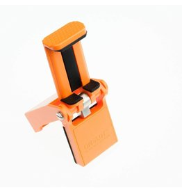 onslot Ztylus Flipmount Smartphone holder - Orange