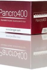 Bergger Bergger Pancro ISO 400 35mm x 36exp Black and White film