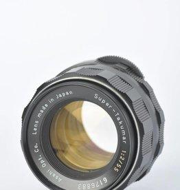 Pentax Pentax 55mm f/2 SN: 6176883