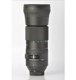Sigma Sigma 150-600mm C SN: 51656774