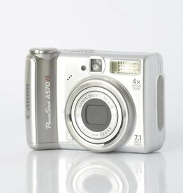 Canon Canon A570 IS