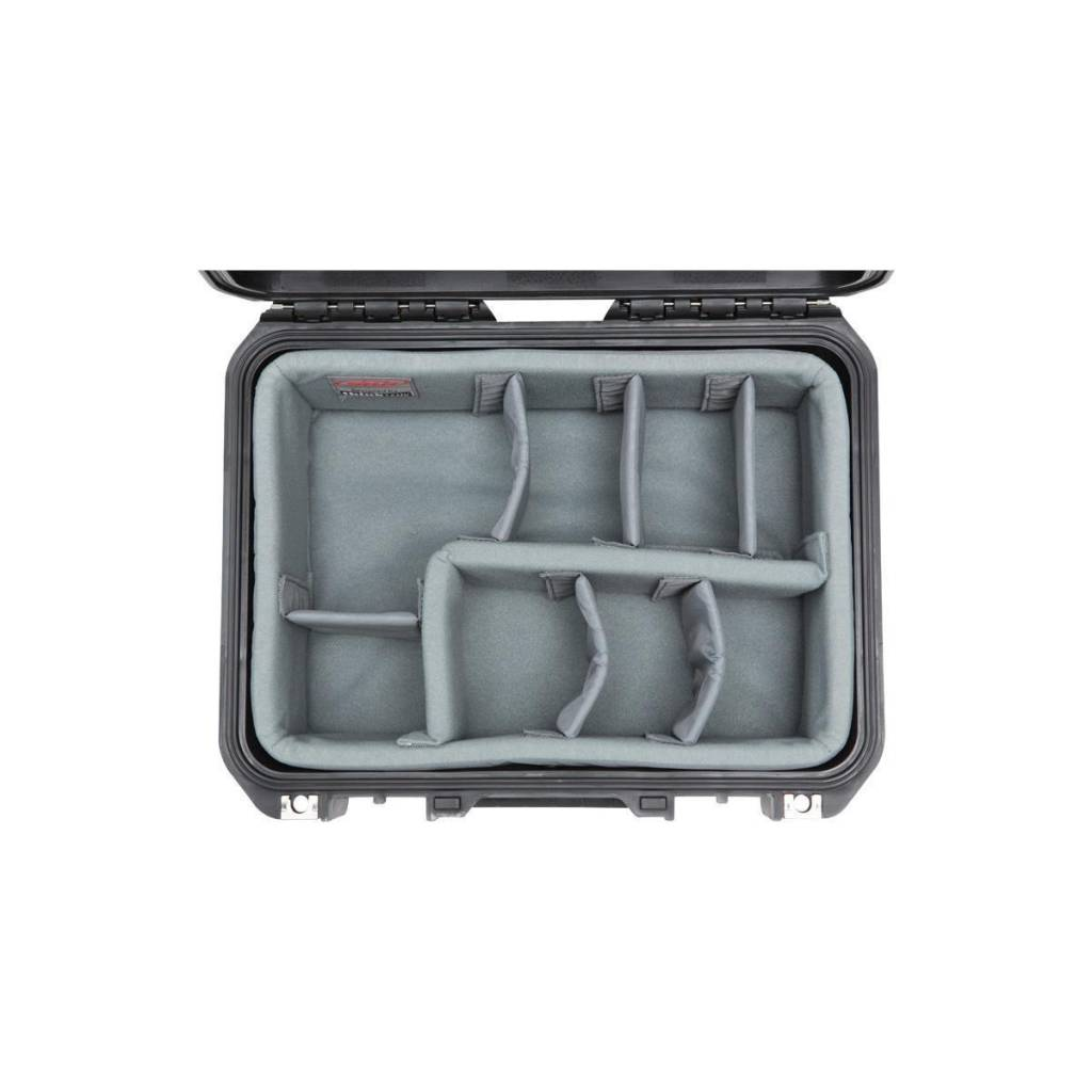 SKB SKB iSeries 1309-6 Case with Think Tank Designed Photo Dividers & Lid Organizer