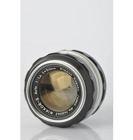 Nikon Nikon 50mm F1.4 S SN: 348042