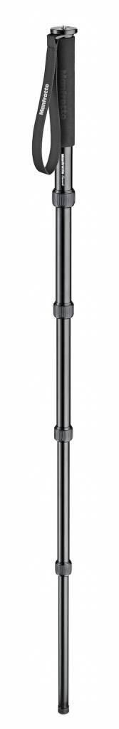 Manfrotto Element Monopod Aluminium Black