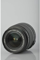 Canon Canon 18-55mm IS SN: 7762530237