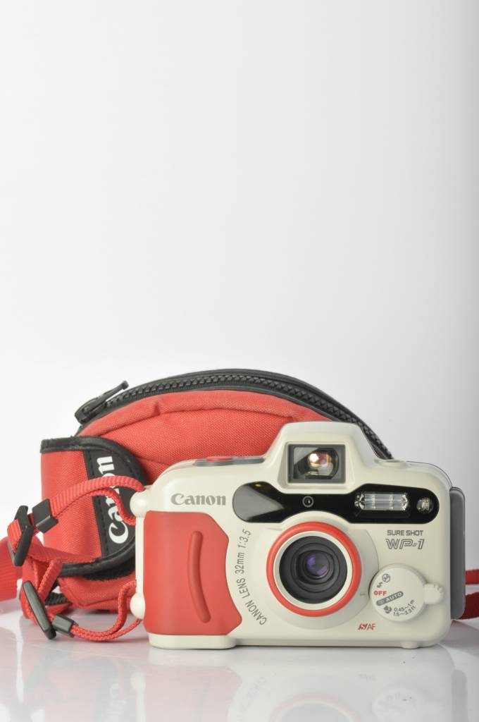 Canon Canon WP-1 SN: 1125856