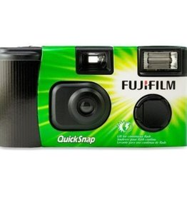 Fujifilm Fujifilm Quicksnap Flash 400 Disposable 35mm Single Use Film Camera