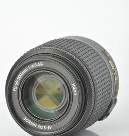 Nikon Nikon 55-200mm f/4-5.6 SN: 6487748