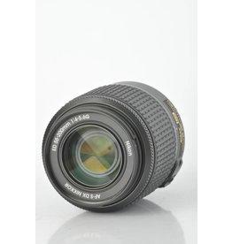 Nikon Nikon 55-200mm f/4-5.6 SN: 6028569