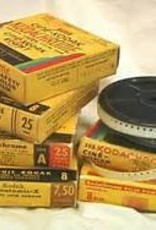 8mm | Super 8mm | Movie Film Transfer to DVD 50 FT