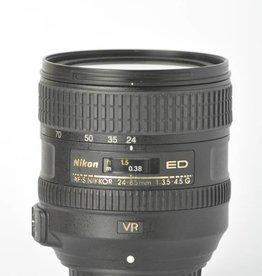 Nikon Nikon 24-85mm f/3.5-4.5 SN: 6033366