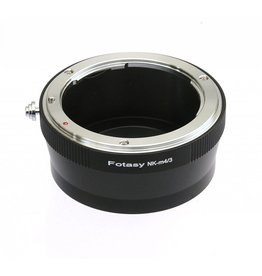 Nikon to MFT Lens adapter