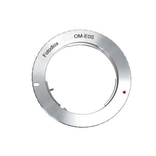 EOS Body to OM lens adapter